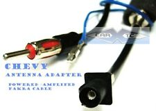 Chevy Radio Antenna Adaptor FAKRA PLUG CABLE 2010