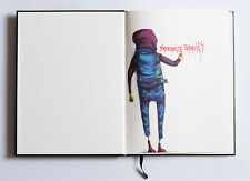OS GEMEOS Black Book Edition 100 Museum of Graffiti  Miami Sold Out !