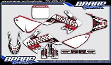 Honda CRF-50 04-12 Graphics Kit White