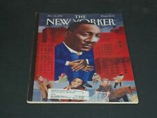 1995 JANUARY 16 THE NEW YORKER MAGAZINE - MARTIN LUTHER KING JR. COVER - NY 1738