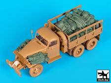 Black Dog 1/35 GMC CCKW-352 Cargo Truck Stowage Accessories (Hobby Boss) T35156