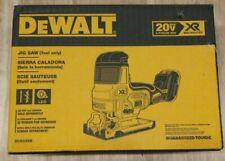 DeWALT DCS335B 20 voltios de 1 pulgadas de cañón sin escobillas Agarre Jig Saw, herramienta Desnudo -!!! nuevo!!!