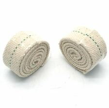 """Replacement 1"""" (2.5cm) Wicks for Paraffin greenhouse heaters 4 pack 1 inch wick"""