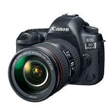 Canon EOS 5D Mark IV w/EF 24-105mm f/4L IS II, BG-E20 Grip & 64GB SDXC *NEW*
