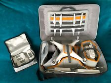 DJI Phantom 4 Drone, low flight time, excellent condition with extras included