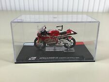 IXO ALTAYA  MOTO GP COLLECTION  APRILIA RSW 125 2004 1/24