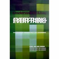 UNDERWORLD RIESENPOSTER GIANT POSTER EVERYTHING EVERYTHING 150x100cm