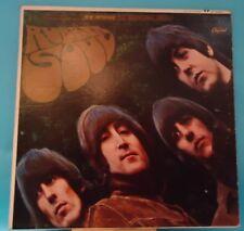 LP The Beatles – Rubber Soul Vinyl VG+ Cover VG+ Reissue, Jacksonville USA