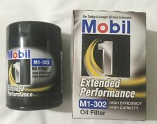 Mobil 1 M1-302 Extended Performance Oil Filter New In Retail Box Fast Free Ship