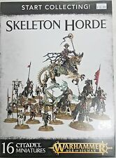 Warhammer Age Sigmar START COLLECTING SKELETON HORDE with Arkhan Black & Knights