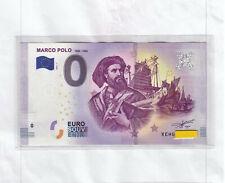 Marco Polo XEHG 2019-1 Marco Polo 1254-1324 - 0 Euroschein Souvenir + Hülle