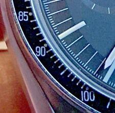 Omega Speedmaster Professional - Aftermarket Don Dot Over Ninety Bezel Insert