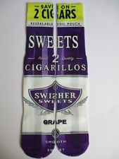 swisher sweets grape BUY any 3 GET 4TH PAIR FREE pop culture socks like odd sox