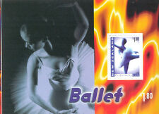 New Zealand-Performing Arts Special set of 6 min sheets mnh-Ballet-Theatre-Opera