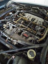 1982-1990 Jaguar XJS complete V12 5.3 engine and transmission sealed set. 90K