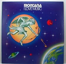 Vincent Montana   Montana I Love Music   LP