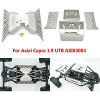 Para Axial Capra 1.9 UTB AXI03004 Buggy Car Body Armor Chassis Guard Kit Metal