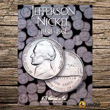 Jefferson Nickels #1 1938-1961  Folder #2679