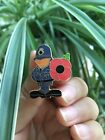 poppy pin badge, police man, police woman, cpo,wpc, police