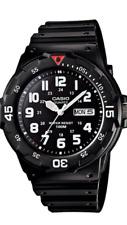 Casio MRW-200H-1BVD  MRW-200  Men's  Analog  Watch  100m   WR   Day Date  MRW200