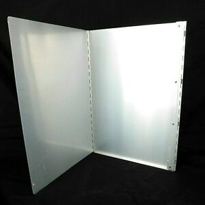 """New England Business Service #935 Drawing Board Aluminum 12"""" x 17"""" Clip Board"""