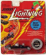 JOHNNY  LIGHTNING COMMEMORATIVE  -  BLACK TRIPLE THREAT  -  SERIES 5
