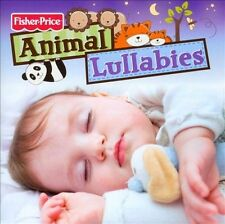 Fisher-Price Animal Lullabies CD
