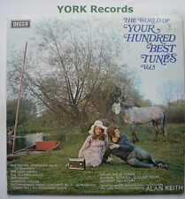 WORLD OF YOUR HUNDRED BEST TUNES VOL 5 - Excellent Con LP Record Decca SPA 299