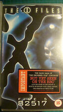 The X-Files - File 5: 82517 (VHS, 1996) Nisei & 731