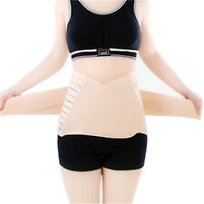 Womens Mens Tummy Trimmer Tuck Belt Girdle Body Shaper Waist Cincher Training OD