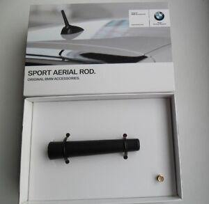 Original BMW Antenne - Kurzstabantenne Sport 83mm ***NEU/OVP***