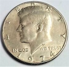 1974 Kennedy JFK Half Dollar 50 Cent