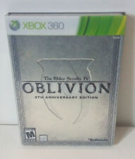 THE ELDER SCROLLS 4: OBLIVION-5th Anniversary Ed.-XBOX 360-Rated M