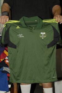 Portland Timbers Adidas brand soccer jersey 2012 XL MLS