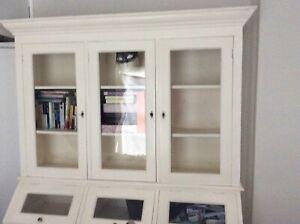 Glazed Dresser, display cabinet