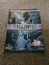 Final Fantasy PSP Official Strategy Guide by Brady Games 20th Anniversary 1