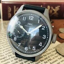 IWC Schaffhausen Portugieser Men's Watch Manual Winding 48mm(Exclude Crown) #0