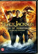 PERCY JACKSON   la mer des monstres   DVD   neuf    ref2107144
