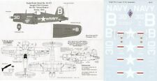 Microscale decals 1/32 Terminal F4U-4 Corsair # SS32217