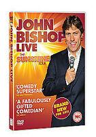 John Bishop - Live - Sunshine Tour (DVD, 2011) New Sealed