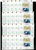 EUROPA CEPT 2006 TOTAL 40 S/S (20 IMP +20 PERF) - TURKISH CYPRUS  MNH