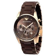 EMPORIO ARMANI Sport Chronograph Brown Dial Men's Watch AR5890
