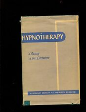 Hypnotherapy : A Survey of the Literature No. 5 by Margaret Brenman and Merton M