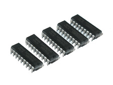5x ULN2803A Darlington 8fach Transistor DIP18 500mA  Diode für iundukt. Lasten