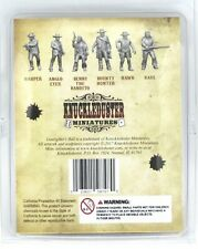 Knuckleduster KDM-11114 Linguine Western Faction (Gunfighter's Ball) Old West