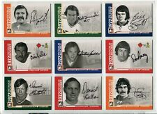 2009-10 ITG 1972 The Year In Hockey Autographs  #ABSM Billy Smith