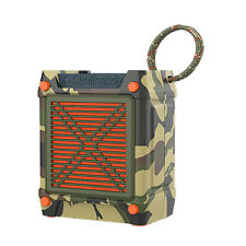 SkullCandy Shrapnel Bluetooth Wireless Portable Speaker Camo Drop & Splash Proof
