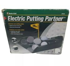 World of Golf Electric Putting Partner