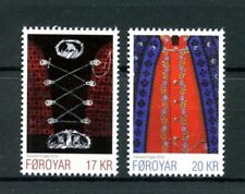 Mint Never Hinged/MNH Cultures, Ethnicities Danish & Faroese Stamps