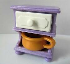 Playmobil Palais/victorienne dollshouse Mobilier: TABLE de CHEVET & pot de chambre NEUF